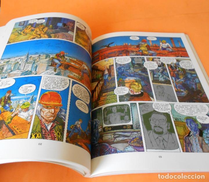 Cómics: BOCA DE DIABLO - J.CHARYN / F.BOUCQ. CIMOC EXTRA COLOR Nº 74. 1991. BUEN ESTADO - Foto 3 - 116439755