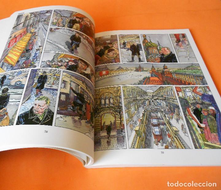 Cómics: BOCA DE DIABLO - J.CHARYN / F.BOUCQ. CIMOC EXTRA COLOR Nº 74. 1991. BUEN ESTADO - Foto 4 - 116439755