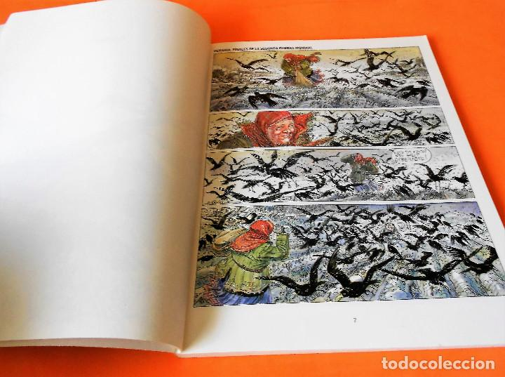 Cómics: BOCA DE DIABLO - J.CHARYN / F.BOUCQ. CIMOC EXTRA COLOR Nº 74. 1991. BUEN ESTADO - Foto 5 - 116439755