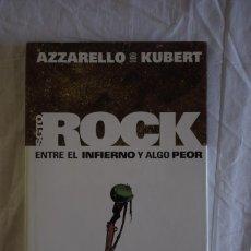 Cómics: SARGENTO ROCK: ENTRE EL INFIERNO Y ALGO PEOR - BRIAN AZZARELLO & JOE KUBERT . Lote 116475959