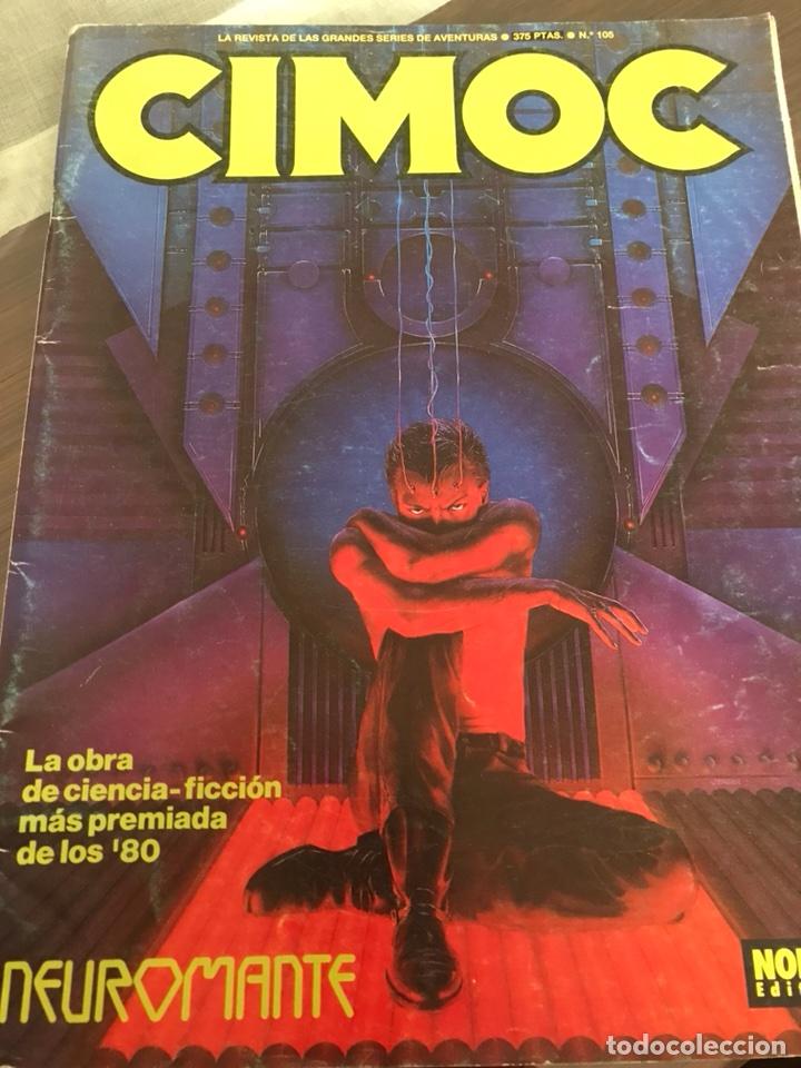 CIMOC 105 NORMA EDITORIAL (Tebeos y Comics - Norma - Cimoc)