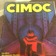 Comics : CIMOC 105 NORMA EDITORIAL. Lote 116513164
