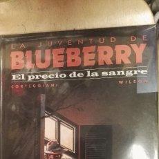 Cómics: Nº 34 EL PRECIO DE LA SANGRE. Lote 178444685