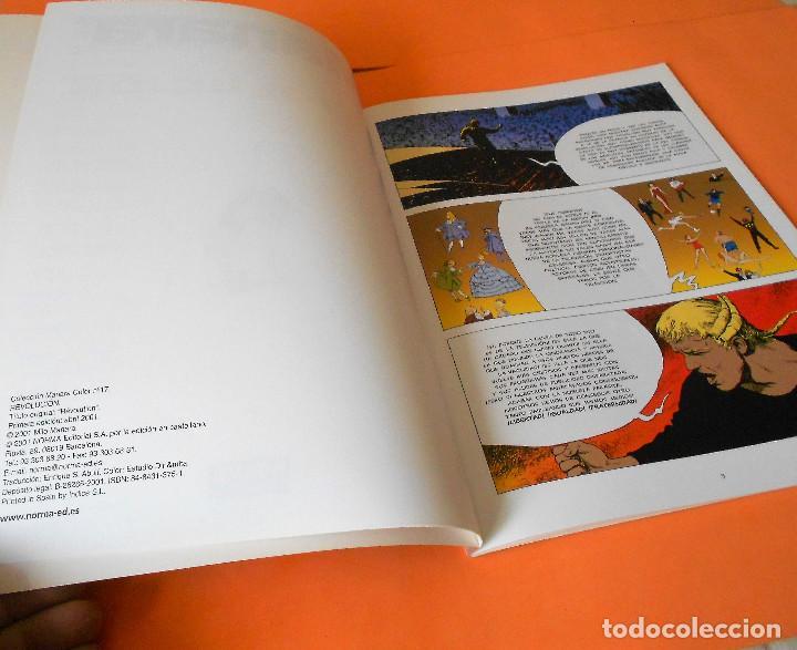 Cómics: MANARA COLECCION color nº 17 - REVOLUCIÓN - NORMA . 2001. RÚSTICA. BUEN ESTADO. - Foto 3 - 116593251