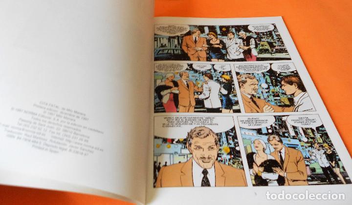 Cómics: MANARA COLECCION color nº 08 - CITA FATAL - NORMA . 1997. RÚSTICA. BUEN ESTADO. - Foto 3 - 116602307