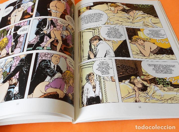 Cómics: MANARA COLECCION color nº 08 - CITA FATAL - NORMA . 1997. RÚSTICA. BUEN ESTADO. - Foto 4 - 116602307