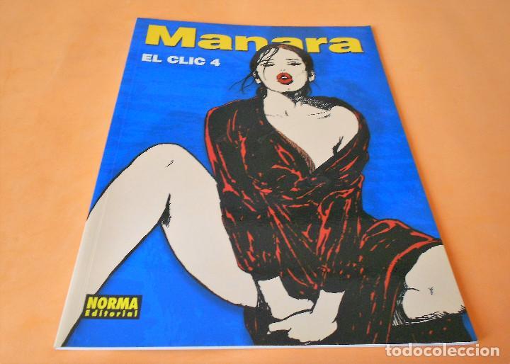 MANARA COLECCION COLOR Nº 18 - EL CLIC 4 - NORMA . 2002. RÚSTICA. BUEN ESTADO. (Tebeos y Comics - Norma - Comic Europeo)