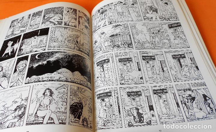 Cómics: MILO MANARA . COLECCION B/N Nº 6. TAL VEZ SOÑAR... NORMA 3 ª EDICION 1995. BUEN ESTADO. - Foto 4 - 116612347