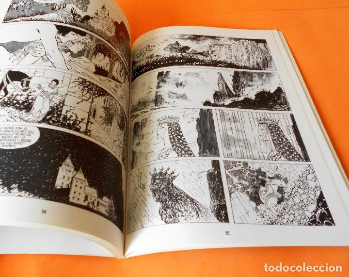 Cómics: MILO MANARA . COLECCION B/N Nº 6. TAL VEZ SOÑAR... NORMA 3 ª EDICION 1995. BUEN ESTADO. - Foto 5 - 116612347