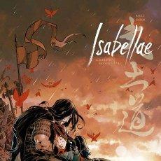 Cómics: CÓMICS. ISABELLAE 6. MARIPOSAS BAJO LA LLUVIA - RAULE/GABOR (CARTONÉ). Lote 116688335