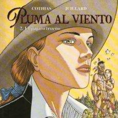 Cómics: NORMA COLECCIÓN ESTRA COLOR 138 PLUMAS AL VIENTO 2, EL PAJARO DEL TRUENO. COTHIAS-JUILLARD. Lote 116838635