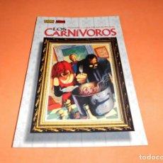 Cómics: LOS CARNIVOROS (PETER MILLIGAN / DEAN ORMSTON) NORMA COL. VERTIGO Nº 11. BUEN ESTADO. Lote 116902959