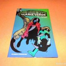 Cómics: NEIL GAIMAN. GREEN LANTERN/SUPERMAN: LA LEYENDA DE LA LLAMA VERDE - PLANETA. BUEN ESTADO. Lote 116903247