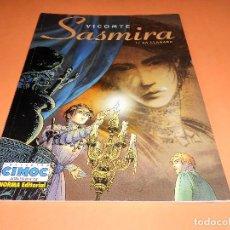 Cómics: SASMIRA ( 1 ) LA LLAMADA. NORMA 1998 - GUION Y DIBUJOS : VICOMTE. BUEN ESTADO. Lote 116905743