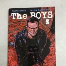 Cómics: THE BOYS. Nº 2. GARTH ENNIS. NORMA EDITORIAL.. Lote 116943719