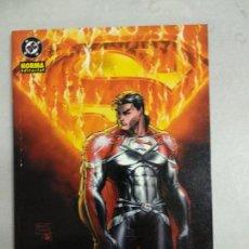 Cómics: SUPERMAN LA CAIDA DE LOS DIOSES TOMO UNICO (NORMA). Lote 121808340