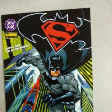 Cómics: SUPERMAN/BATMAN. ENEMIGOS PÚBLICOS. NORMA. Lote 116946251
