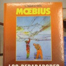 Cómics: EL MUNDO DE EDENA MOEBIUS LOS REPARADORES TAPA DURA NORMA EDITORIAL / CASTERMAN. Lote 117048831