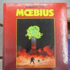 Cómics: EL MUNDO DE EDENA MOEBIUS SRA TAPA DURA NORMA EDITORIAL. Lote 117049127