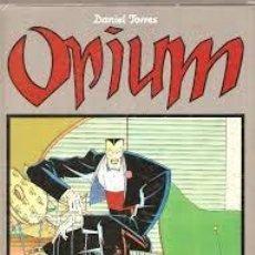 Cómics: OPIUM. DANIEL TORRES Nº 2. LAS AVENTURAS DE CAIRO ,NORMA EDITORIAL. Lote 117075579
