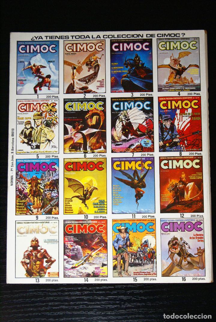 Cómics: Cimoc / Fantasía, Retapado con los nºs 22, 23 y 26. Tomo nº 5. Norma - Foto 2 - 117118827