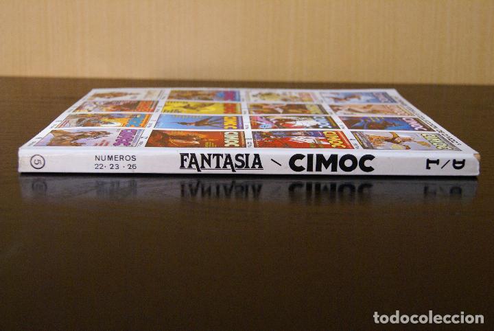 Cómics: Cimoc / Fantasía, Retapado con los nºs 22, 23 y 26. Tomo nº 5. Norma - Foto 3 - 117118827