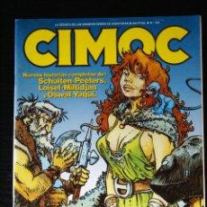 Cómics: CIMOC Nº 103. NORMA. Lote 117118979