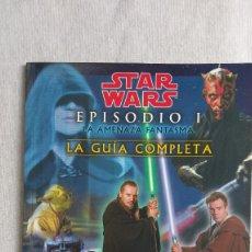 Cómics: STAR WARS EPISODIO I: LA GUÍA COMPLETA NORMA EDITORIAL. Lote 117120547