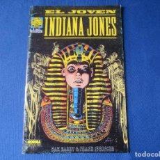 Cómics: EL JOVEN INDIANA JONES NÚMERO 1 DE 12 - NORMA EDITORIAL OCTUBRE DE 1992 COMIC BOOKS NORMA. Lote 117184931