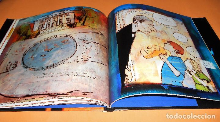 Cómics: NEIL GAIMAN . EL DIA QUE CAMBIE A MI PADRE POR DOS PECES DE COLORES. COMO NUEVO, - Foto 4 - 117222439