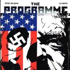 Cómics: THE PROGRAMME 1 Y 2 COMPLETA -PETER MILLIGAN·C P SMITH. Lote 117365031