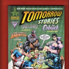 Comics - ALAN MOORE. TOMORROW STORIES .VOLUMEN 2. TAPA DURA. MUY BUEN ESTADO. - 117649611