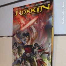 Cómics: ROKKIN COLECCION ALQUIMIA Nº 12 - NORMA - OFERTA. Lote 156051524