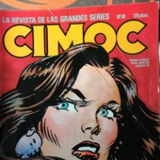 Cómics: CIMOC Nº 30 - AGOSTO 83. Lote 117735635