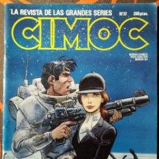 Cómics: CIMOC Nº 37 - MARZO 84. Lote 117735907