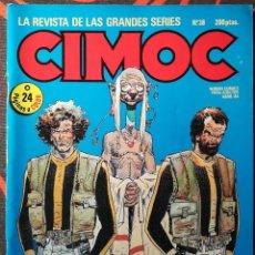 Cómics: CIMOC Nº 38 - ABRIL 84. Lote 117735987