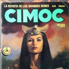 Cómics: CIMOC Nº 39 - MAYO 84. Lote 117736055