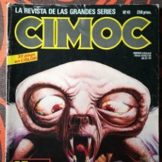 Cómics: CIMOC Nº 41 - JULIO 84. Lote 117736183