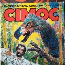 Cómics: CIMOC Nº 45 - NOV 84. Lote 117736615