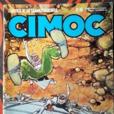 Cómics: CIMOC Nº 46 - DIC 84. Lote 117736699