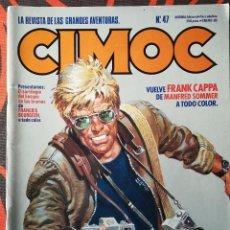 Cómics: CIMOC Nº 47 - ENE 85. Lote 117736763