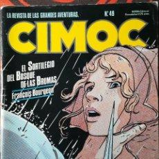 Cómics: CIMOC Nº 49. Lote 117736903