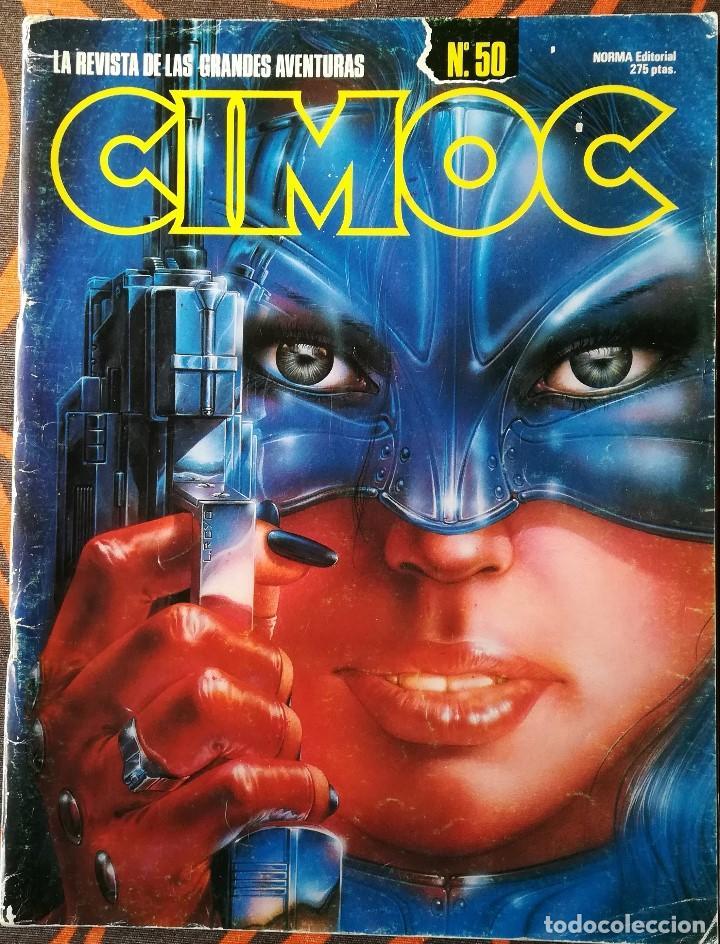 CIMOC Nº 50 (Tebeos y Comics - Norma - Cimoc)