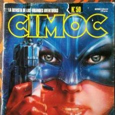 Cómics: CIMOC Nº 50. Lote 117736979