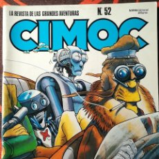 Cómics: CIMOC Nº 52. Lote 117737063