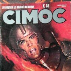 Cómics: CIMOC Nº 53. Lote 117737115