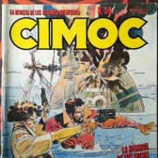 Cómics: CIMOC Nº 54. Lote 117737179