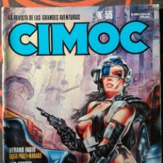Cómics: CIMOC Nº 55. Lote 117737235