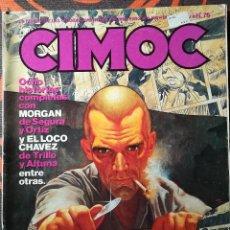 Cómics: CIMOC Nº 76. Lote 117737399