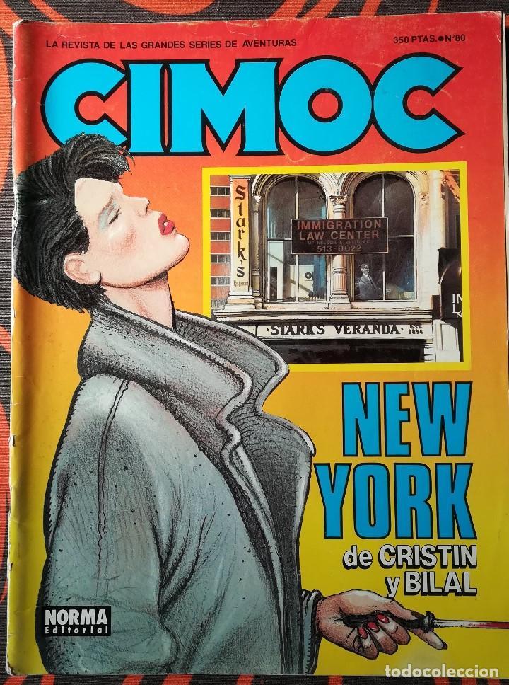 CIMOC Nº 80 (Tebeos y Comics - Norma - Cimoc)